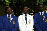 Head And Deputy Prefects 2012