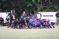 1st XV Rugby Vs George Campbell Feb 2012