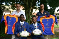 Rugby Sponsor, Coach And Captains