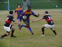 Rugby: PBHS Vs The High School Dublin